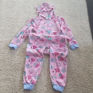 Other - Youth PJ onesie